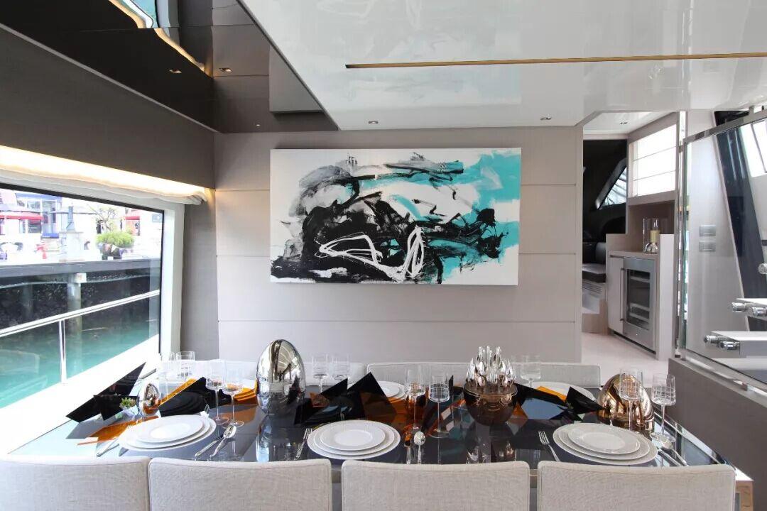 圣劳伦佐亚洲首个船上艺术展现独特魅力